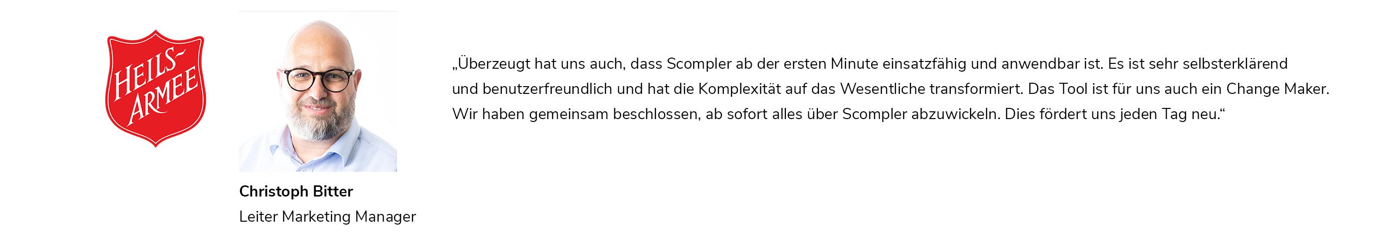 Heilsarmee4 Scompler Quotes CCC LP-1